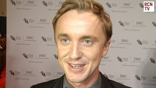 Tom Felton Interview - Clavius