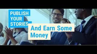 Short story telling - way to make money online