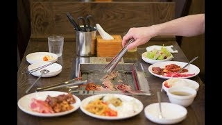How to Cook Korean BBQ on a table grill