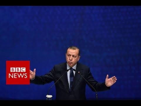 President Erdogan tells BBC: EU wastes Turkey's time - BBC News