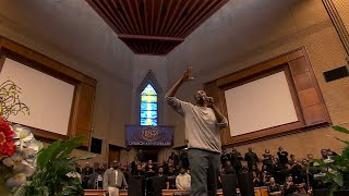 Kanye West & Sunday Service Collective @ Greater Allen A.M.E. Cathedral, New York (09/29/2019)