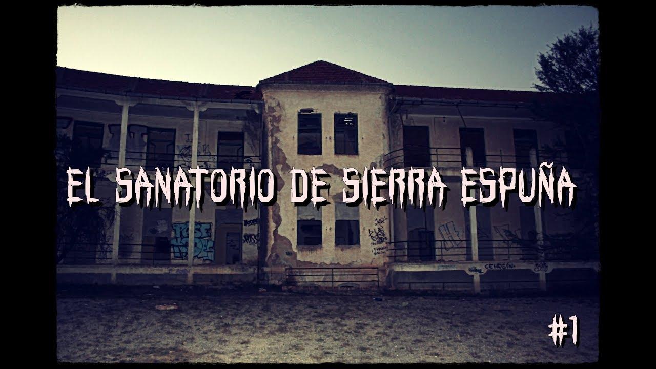 El sanatorio de Sierra Espuña. Parte 1