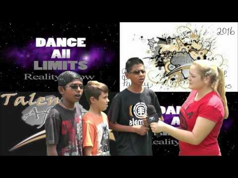 DANCE All LIMITS Reality Show Talent Africa interview 19