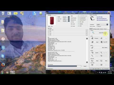 Samsung E1190 Read Info Codes By Samsung 2G Tool