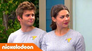 Грозная семейка | Командный дух | Nickelodeon Россия