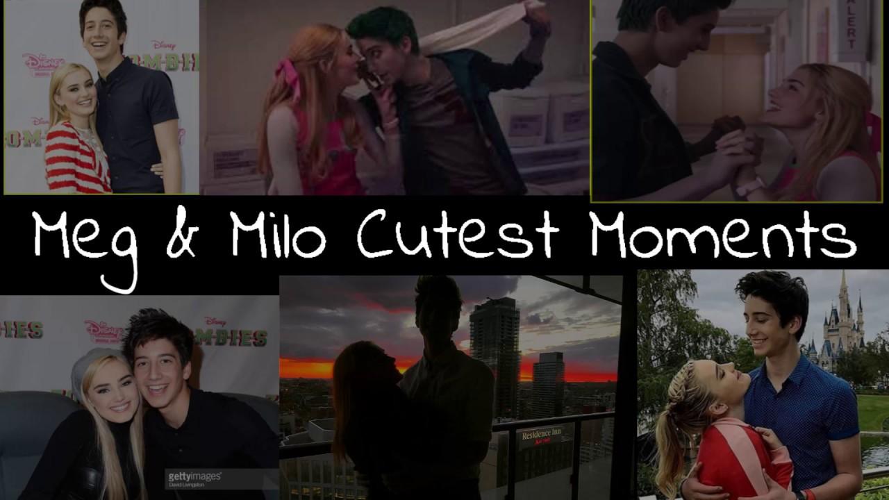 Milo And Meg Kiss