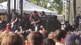 "Pennywise - ""Devonshire and Crown"" (Tony Sly Tribute) - Riot Fest Chicago - 14/09/13"