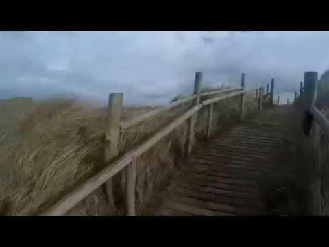 35 Minute Beach & Road Run | Treadmill Workout | Indoor Running