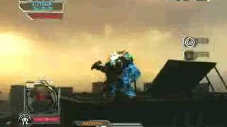 Transformers 2 PC Gameplay Part 3