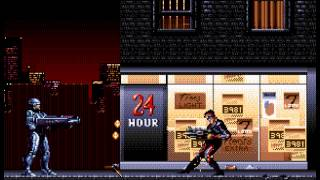 Robocop vs the Terminator - Robocop vs the Terminator (Sega Genesis) - Vizzed.com GamePlay - User video