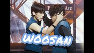 WOOSAN MOMENTS / LIVE IN THEIR OWN WORLD / ❝talking body❝
