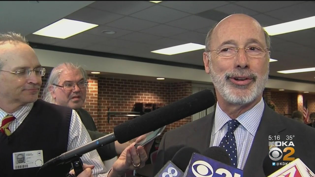 Pres. Trump Goes After Gov. Tom Wolf During State Of The Union