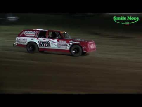 Pure Stock Feature Race Monett Motor Speedway 6.16.17