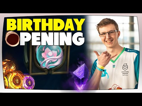 BIRTHDAY HEXTECH PACK OPENING - Folge 2 | LoL - Streamhighlights