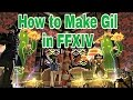How to Make Gil in FFXIV: Ep 10 [Buy or Gather?]