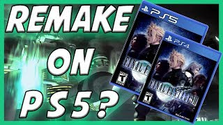 Playstation 5 Info And How It Effects The Final Fantasy 7 Remake