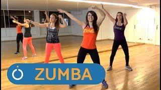 Repeat youtube video Clase de Zumba para bajar de peso