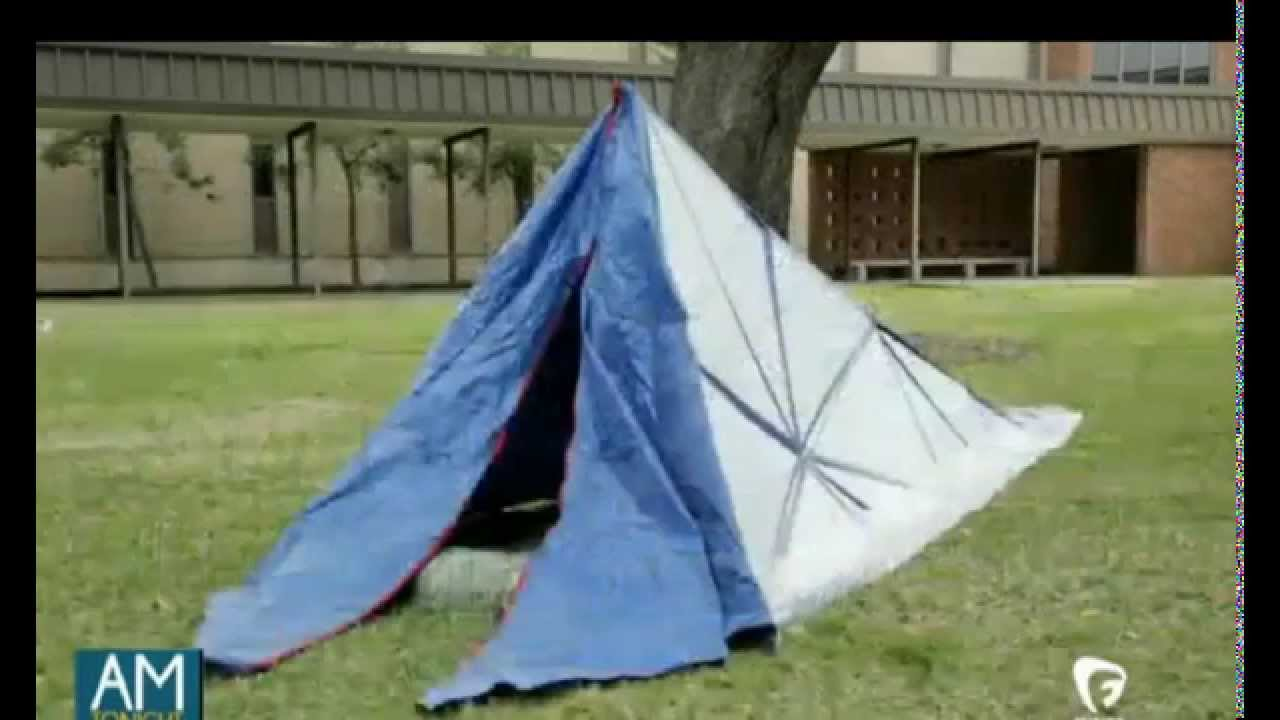 origami tent unfolding youtube