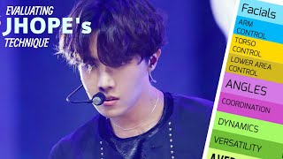 How good is JHOPE in dancing? A Dancer's Analysis