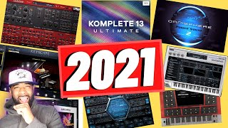 TOP VST's PRODUCERS MUST HAVE IN 2021!!! ONLY THE BEST!!!