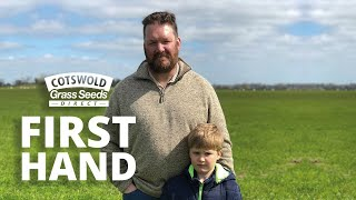 Short Term Red Clover Ley with Tim Peachey - Cotswold Seeds First Hand