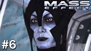MASS EFFECT Végigjátszás 6. Rész: 15-ös csúcs, Benezia [Paragon Femshep Gameplay Walkthrough Part 6]