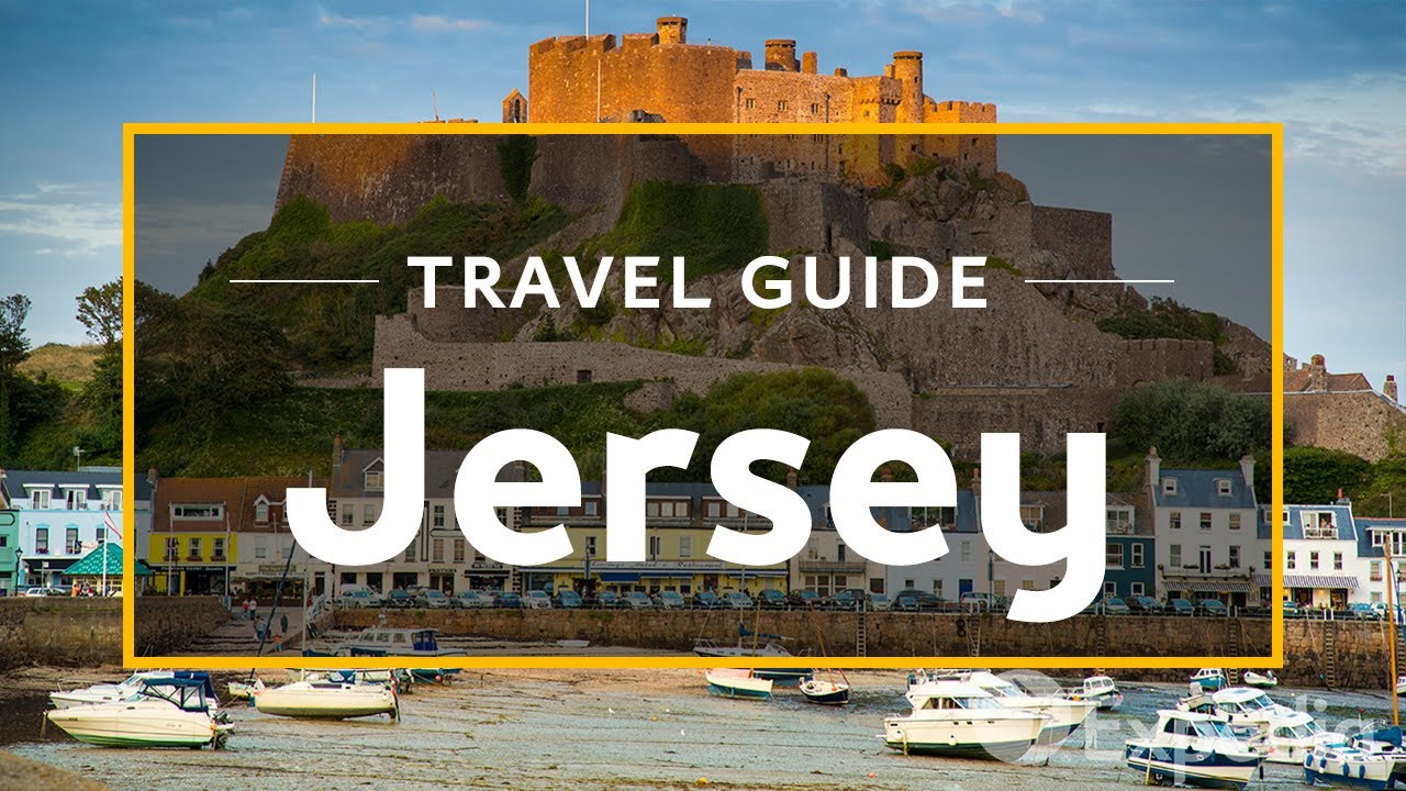 Guide Jersey New Tourism