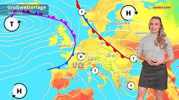 Wetter heute: Die aktuelle Vorhersage (21.06.2020)