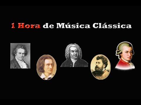1 Hora de Música Clássica