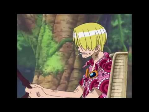 One Piece FUNimation Dub Skypiea Comparison - Uncut Dub VS Edited TV Dub