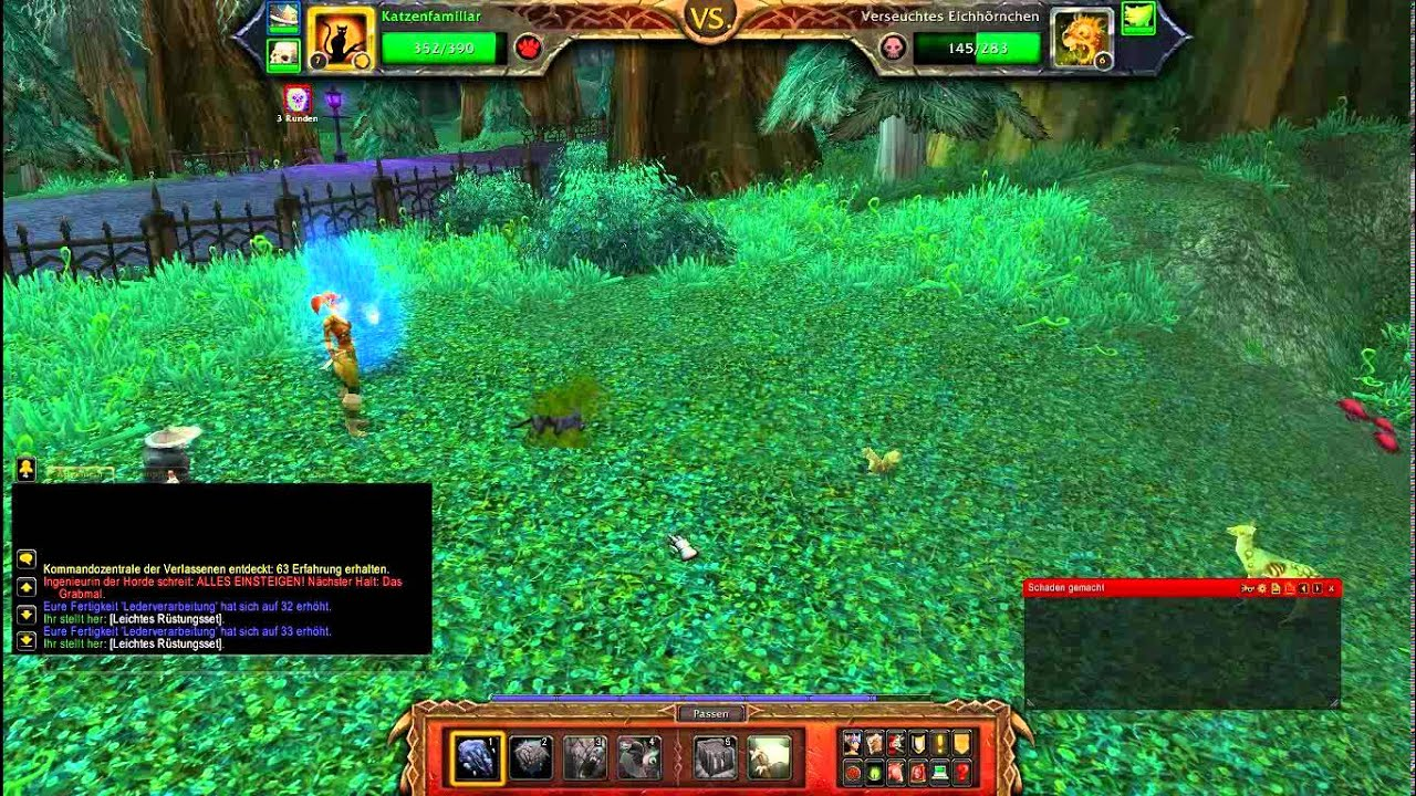 Lets Play Together World Of Warcraft Mop 024 Mein Baby War