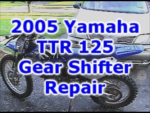 SOLVED: How to replace shift shaft on 2005 TT-R230 - Fixya