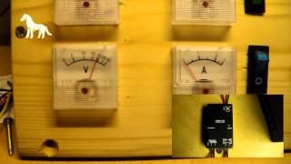 Pulzní nabíjení baterie