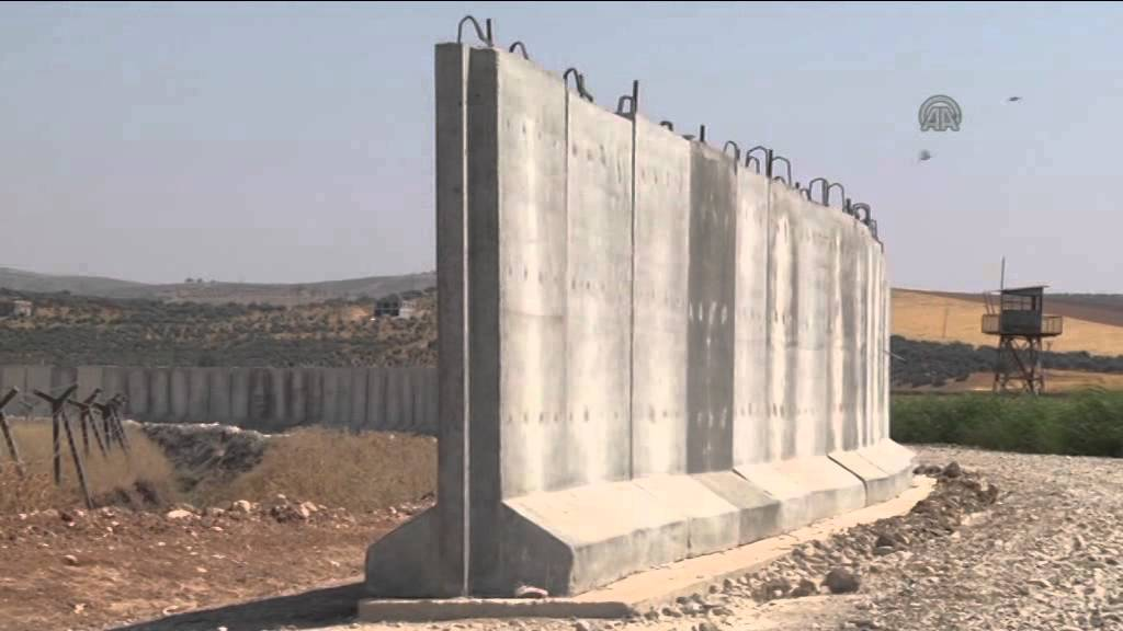 Image result for turkey, border wall, photos