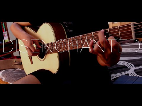 Disenchanted  My Chemical Romance  Fingerstyle Guitar