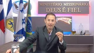 """1ª PARTE (Maio 2019) """"É TEMPO DE RENOVAR AS FORÇAS"""".Com o Profeta Missionário Marcelo Gomes."""