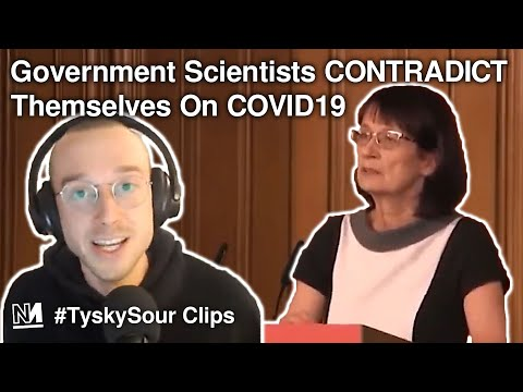 Government Scientists CONTRADICT Themselves On Coronavirus