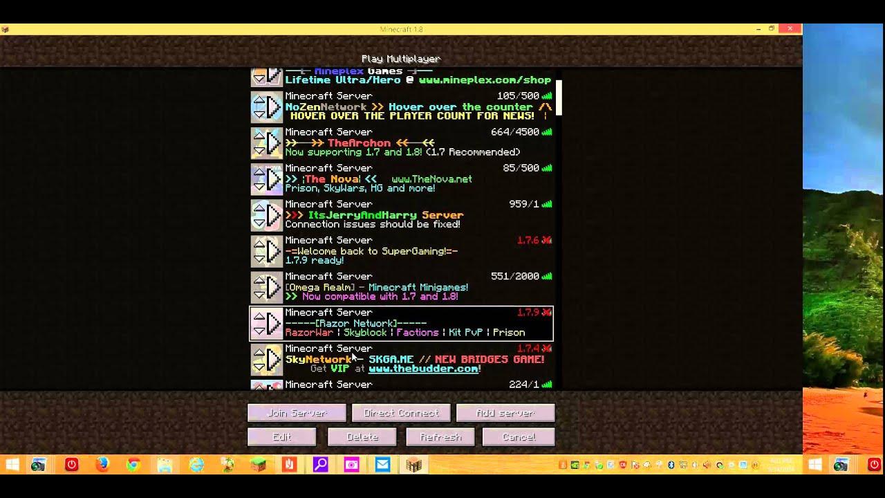 Minecraft Ubercraft Address Server Ip