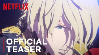 Levius | Official Trailer | Netflix