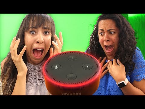 NEVER ask Alexa these questions! (Mystery Gaming)