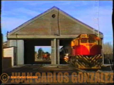 Deposito de Locomotoras Neuquen