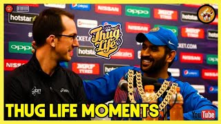 THUG LIFE of Indian Cricketers in Tamil | MS Dhoni | Virat Kohli | Cricket Magnet | #TheMagnetFamily