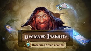 Designer Insights with Kris Zierhut: Upcoming Arena Changes thumbnail