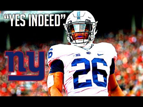 "Saquon Barkley Mix - ""Yes Indeed"" Ft. Drake and Lil Baby"