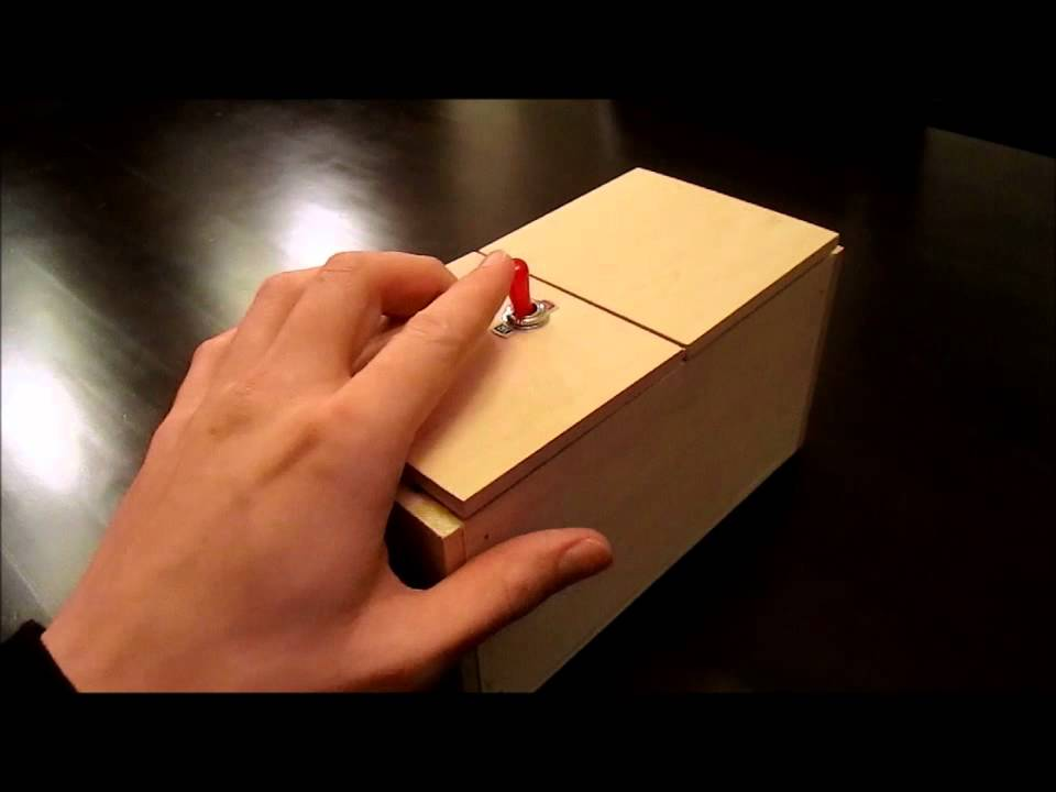Useless Box With Surprises Youtube