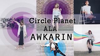 Cara Edit Efek Lingkaran ala Awkarin di Picsart Android | Tutorial