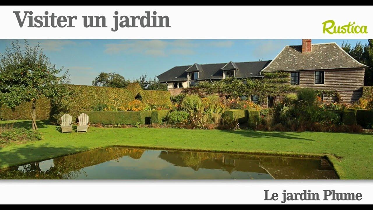 Le jardin plume youtube for Jardin youtube