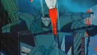 Ronin Warriors Episode 1