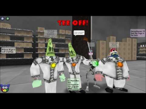 Toontown Rewritten CEO Greening Episode 2 - Organic Toon Up