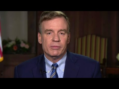 "Sen. Mark Warner: Senate Intel would be ""hard pressed"" to release Russia report before midterms"